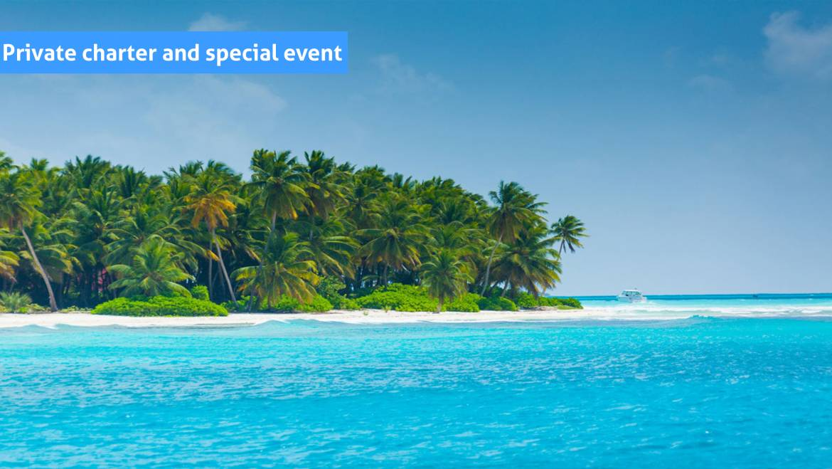 Private charter and special event